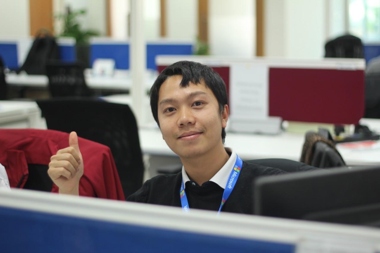 Ông Chu Việt Anh